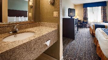 Hotel Best Western Richland Inn-mansfield