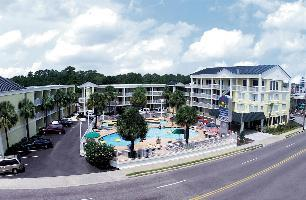 Hotel Best Western Plus Grand Strand Inn & Suites