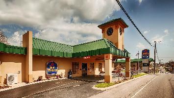 Hotel Best Western Tree City Inn