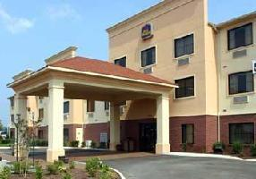 Hotel Best Western Plus Strawberry Inn & Suites