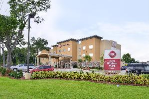 Hotel Best Western Plus Lake Jackson Inn & Suites