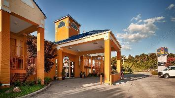 Hotel Best Western Van Buren Inn