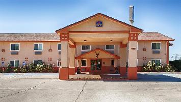 Hotel Best Western Antelope Inn