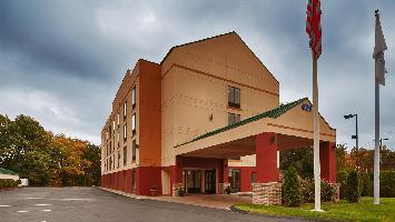 Hotel Best Western Springfield West Inn