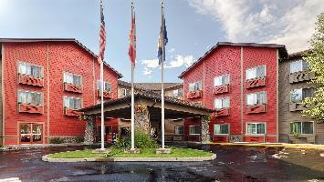 Hotel Best Western Rocky Mountain Lodge