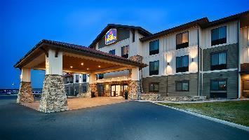 Hotel Best Western Shelby Inn & Suites