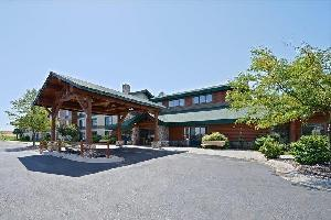 Hotel Best Western Plus Sidney Lodge