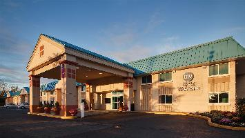 Hotel Best Western Burlington Inn