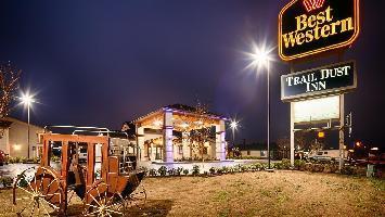 Hotel Best Western Trail Dust Inn & Suites