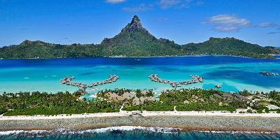 Hotel Intercontinental Resort & Thalasso Spa Bora Bora