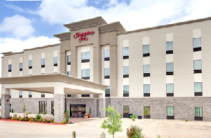 Hotel Hampton Inn And Suites Snyder