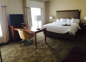 Hotel Hampton Inn And Suites Pittsburgh/harmarville