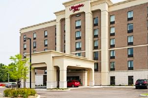Hotel Hampton Inn By Hilton Ottawa Airport
