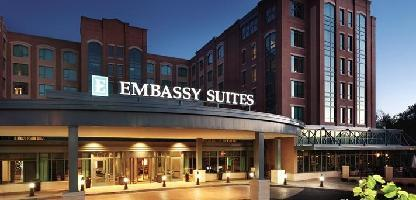 Hotel Embassy Suites By Hilton Saratoga Springs