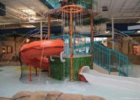 Clarion Hotel Palm Island Indoor Waterpark