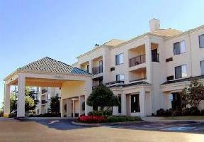 Hotel Courtyard Bentonville