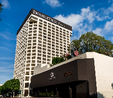 Doubletree By Hilton Hotel Los Angeles Downtown (ex Kyoto Grand Hotel And Gardens)