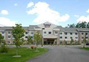Hotel Fairfield Inn & Suites Brunswick Freeport