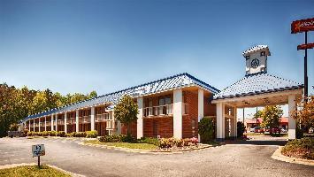 Hotel Best Western I-95 Rocky Mount