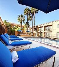 Hotel Courtyard Los Angeles Hacienda Heights/orange County
