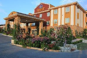 Hotel Best Western Plus Blanco Luxury Inn & Suites