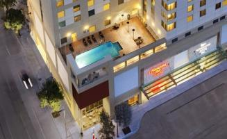 Hotel Homewood Suites By Hilton Houston Downtown