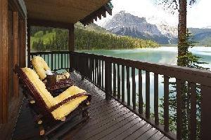 Hotel Emerald Lake Lodge - Lodge 2 Double
