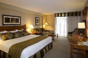 Hotel Penticton Lakeside Resort - Standard Cityside View