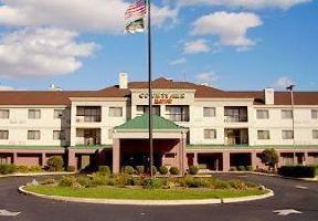 Hotel Courtyard Columbus Tipton Lakes