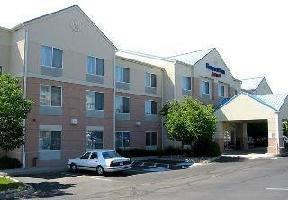 Hotel Fairfield Inn & Suites Denver Tech Center/south