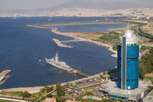 Hotel Wyndham Izmir Ozdilek (ex Crowne Plaza Izmir)