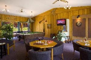 Hotel Pocahontas Cabins - Cedar Lodge Deluxe 1 Bedroom