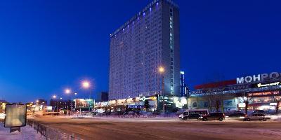 Marins Park Hotel Novosibirsk