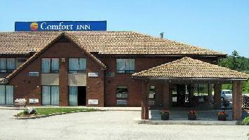 Hotel Comfort Inn Parry Sound - Standard Cb