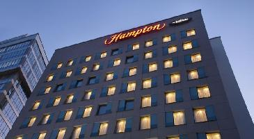 Hotel Hampton By Hilton Minsk City Center