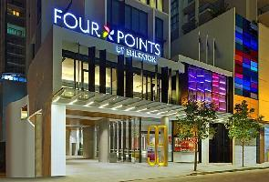 Hotel Four Points By Sheraton Brisbane