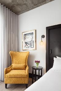 Hotel William Gray - Alcove King Rom (1 King Bed) Cb