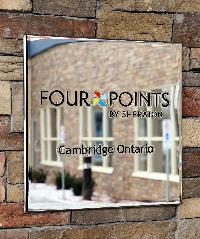 Hotel Four Points By Sheraton Cambridge Kitchener, Ontario