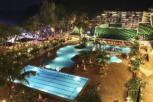 Hotel Le Méridien Phuket Beach Resort.