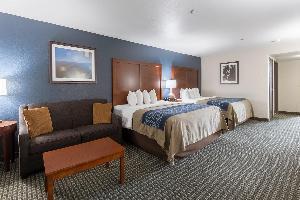Hotel Best Western Northwest Corpus Christi Inn & Suites