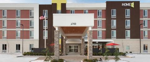 Hotel Home Suites By Hilton Anchorage/midtown