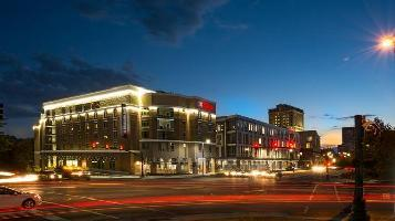 Hotel Hilton Garden Inn Asheville Downtown