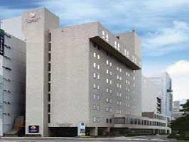 Hotel Comfort Inn Hiroshima Heiwa-odori
