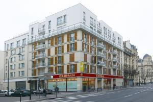 Hotel Appart'city Clichy Mairie