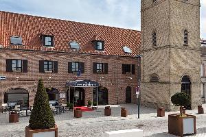 Logis Hotel Du Beffroi Gravelines Dunkerque