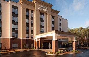 Hotel Hampton Inn & Suites Augusta - Washington Road