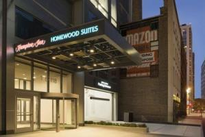 Hotel Homewood Suites By Hilton Chicago West Loop
