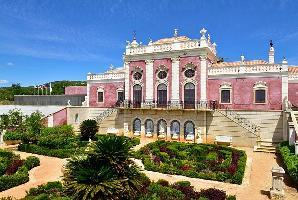 Hotel Pousada Palacio De Estoi