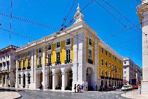 Hotel Pousada De Lisboa - Praça Do Comercio