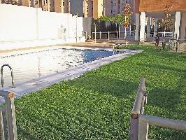 259743) Apartamento En Alicante Con Aire Acondicionado, Ascensor, Aparcamiento, Terraza